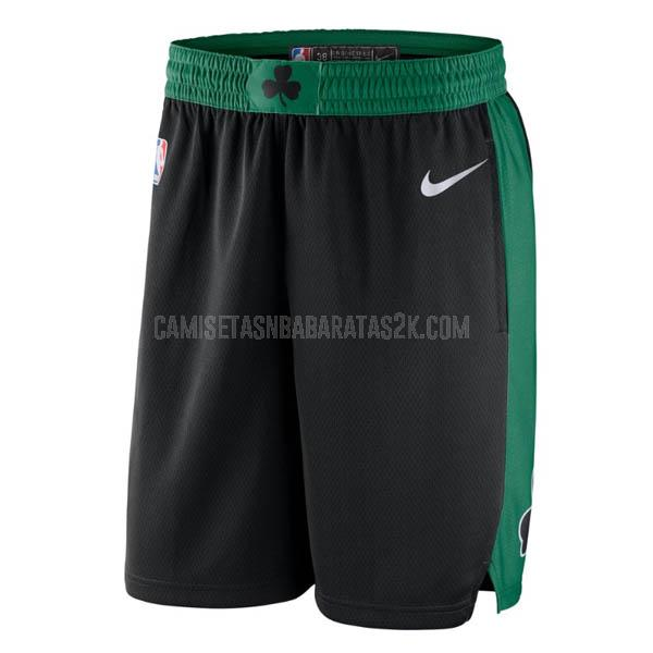 pantalones cortos nba boston celtics de la negro