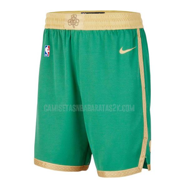 pantalones cortos nba boston celtics de la verde edición city