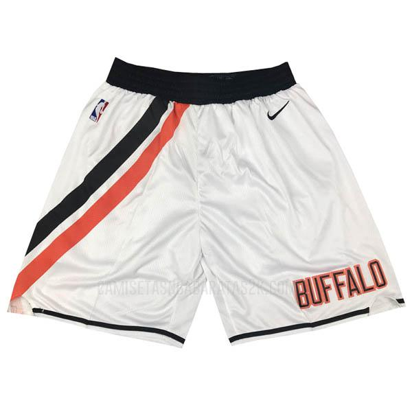 pantalones cortos nba los angeles clippers de la blanco buffalo braves